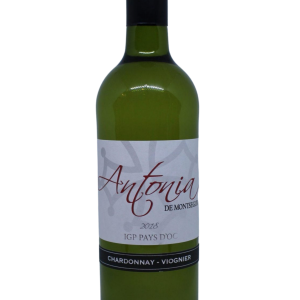 Antonia de Montsegur - Chardonnay Viognier